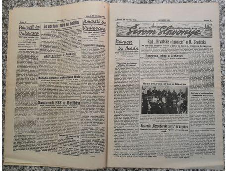 List novine slike