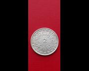 www.aukcije.hr - Numizmatika: SREBRNA PRIGODNA KOVANICA - 2 SCHILLING 1928g. / 507.